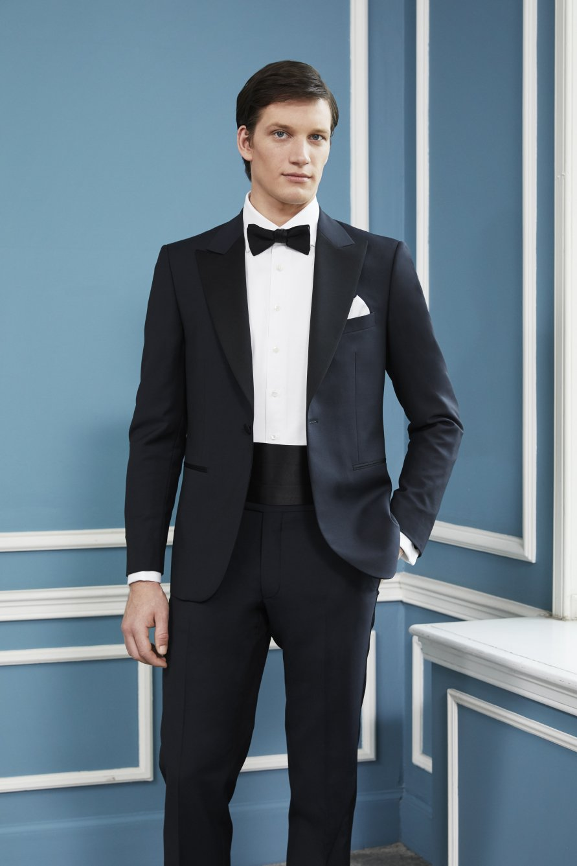 Hochzeit mit Stil: Der perfekte Anzug